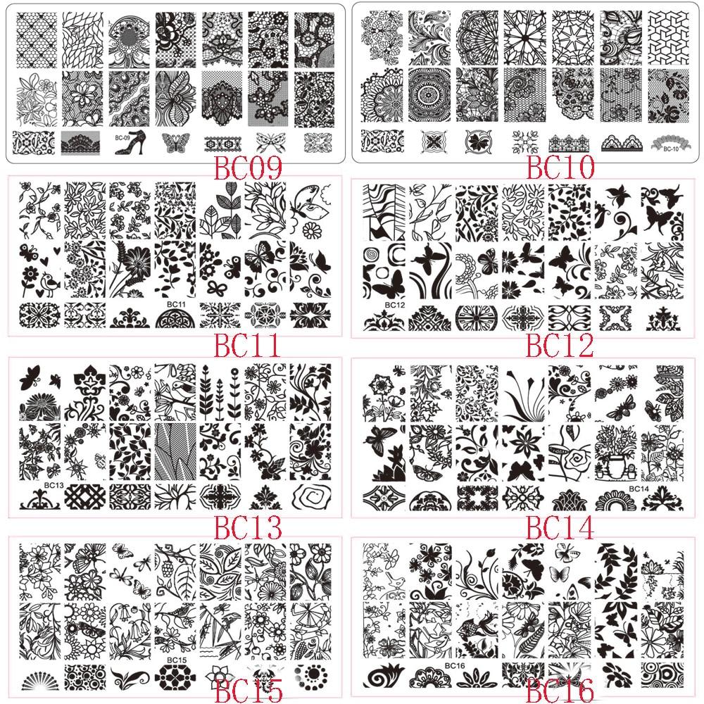 Nail Art Ideas » Free Printable Nail Art Stencils - Pictures of Nail ...
