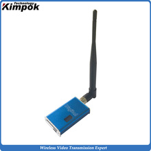 5000mW Lightweight 1.2Ghz Wireless Video Transmitter and Receiver 5-8km Long Range Wireless Broadcast Sender 6 Channels(China)