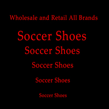 Wholesale Football Boots Cleats Men Sneakers Sport Shoes High Ankle Outdoor Super Football Boots Originals Soccer Shoes 38-45(China)