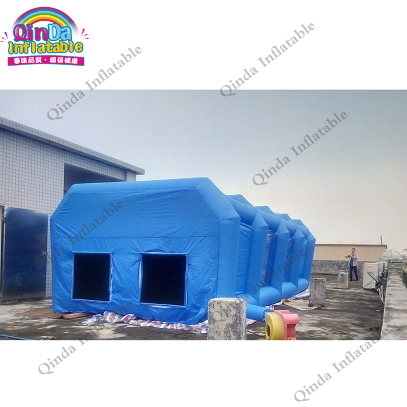 inflatable spray booth6