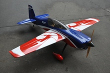 New Arrival Upgraded Version Sbach 342 20cc 64'' Gas RC Airplane remote control airplane model / Gasoline Airplane KIT
