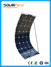 Boguang 1PCS 100W flexible solar panel 12V solar cell/module/system RV/car/marine/boat battery charger LED Solar light kit .(China)