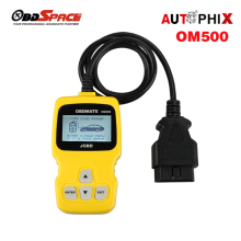 Automotive Diagnostic Scanner For Japanese Cars AutoPhix OBDMATE OM500 OBDII OBD Auto OBD2 Scanner For Mazda For Toyota Honda(Hong Kong)