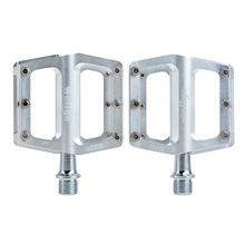 "WELLGO KC008 Riding Bicycle Ultralight Aluminum Extruted Platform Pedals 9/16"" Spindle Sealed Bearing for Bike MTB BMX DH(China)"