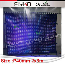 Free shipping new product 2015 led  video wall on China market flightcase shipping