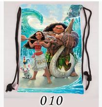 135 Styles can be choose Moana Bag Moana Backpack Kids Party Supplies 50*36cm 40*45cm 30*40cm 25*20cm(China)