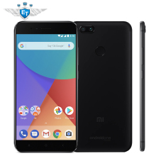 Mondial Version Xiaomi Mi A1 MiA1 4 GB RAM 32 GB 5.5 ''1080 P Snapdragon 625 Octa base Smartphone Double 12MP Android 7.1 Android Un(China)