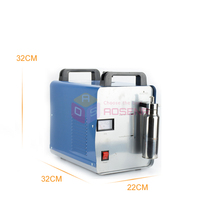 New Good H160 75L Polishing Machine Welder Portable Oxygen Hydrogen Water Acrylic Flame Polisher