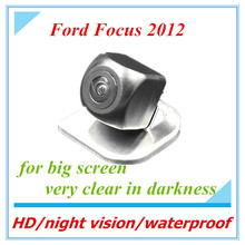 sales promotion free shipping Sony CCD Color car accessories Reverse  Parking camera BackUp auto Camera for Ford Focus 2012