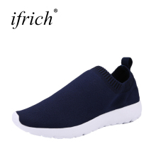 Buy Ifrich 2018 Spring Summer Men Sport Running Shoes Mesh Lightweight Sneakers Men Luxury Slip Man Athletic Walking Footwear for $22.50 in AliExpress store