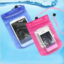VBNM Universal Waterpoof Cell Phone Pouch Case Cover Bag Pack For iPhone 4 5 6 7 Plus S4 S5 S6 S7 Note 3 4 5 8 8 HUAWEI
