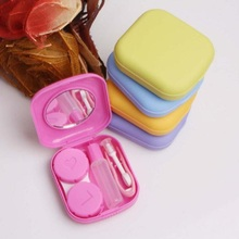 Stoog Storage Box Organizer Mini Contact Lens Case Pocket Holder Boite De Rangement popular design Easy Carry Holder