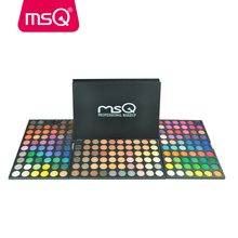 MSQ Professional Gorgeous 180 Color Eyeshadow Palette Easy Makeup Eye Shadow Palette Warm Color