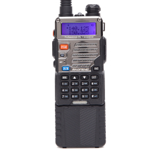 BAOFENG UV-5RE8W High Power 8W Tri 1w/4w/8w with 3 Pieces Antenna with with 3800mAh Battery 10 km Dual Band Walkie Talkie