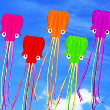 5.5M Single Line Stunt Octopus Power Sport Flying Kite Outdoor Activity Toy Gift(China)