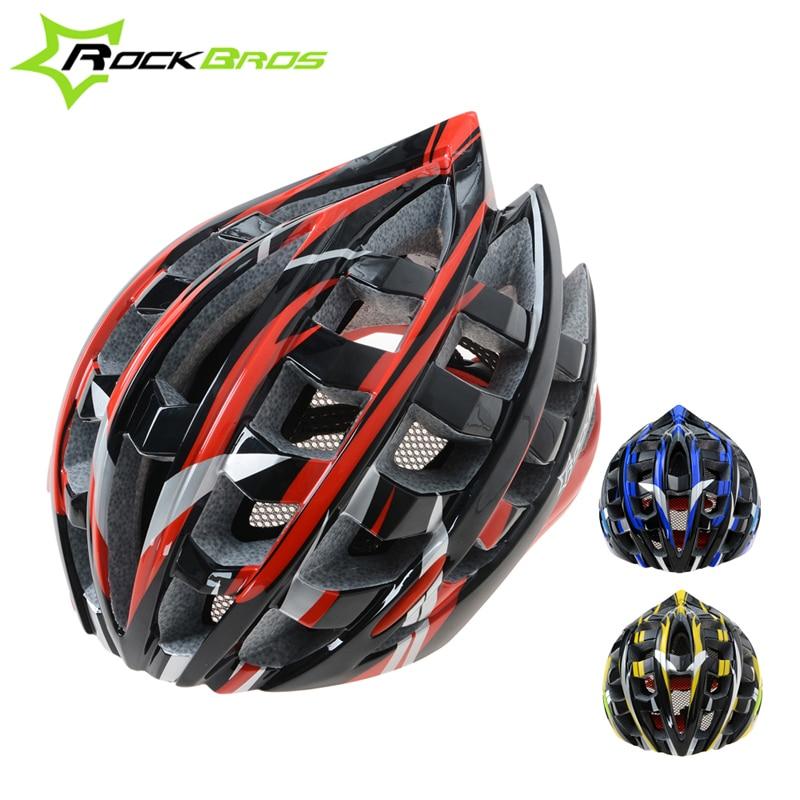 RockBros New WT888 Unisex Ultralight In-Mold 36 Wind Vents GPSC Sport Cycling MTB Road Bike Visor Helmet<br>