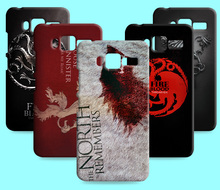Ice and Fire Cover Relief Shell For Lenovo A8 A806 A808T Golden Warrior Cool Game of Thrones Phone Cases For Lenovo A916