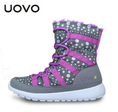 Rain Boots New Arrival Sewing Plush Eva Zip Uovo Between Female Kids Boots New Winter 2017 Childrens Fashion Girls Baby Shoes<br><br>Aliexpress