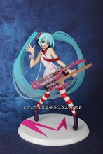 Anime Hatsune Miku Greatest Idol Ver.Electric Guitar 1/8 Scale PVC Figure Toy Collectibles Model Doll 536