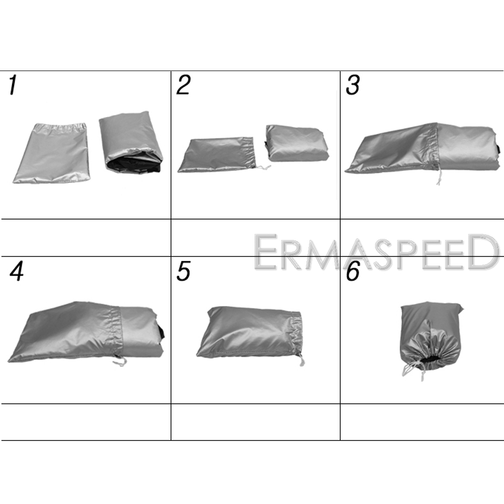 motorcycle scooter rain antidust cover (4)