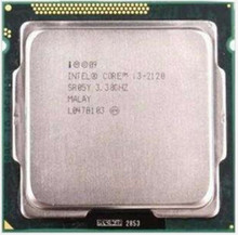 Intel Core i3 2120 I3-2120 i3-2120 Processor 3.3GHz 3MB Cache Dual Core Socket 1155 65W Desktop CPU(China)