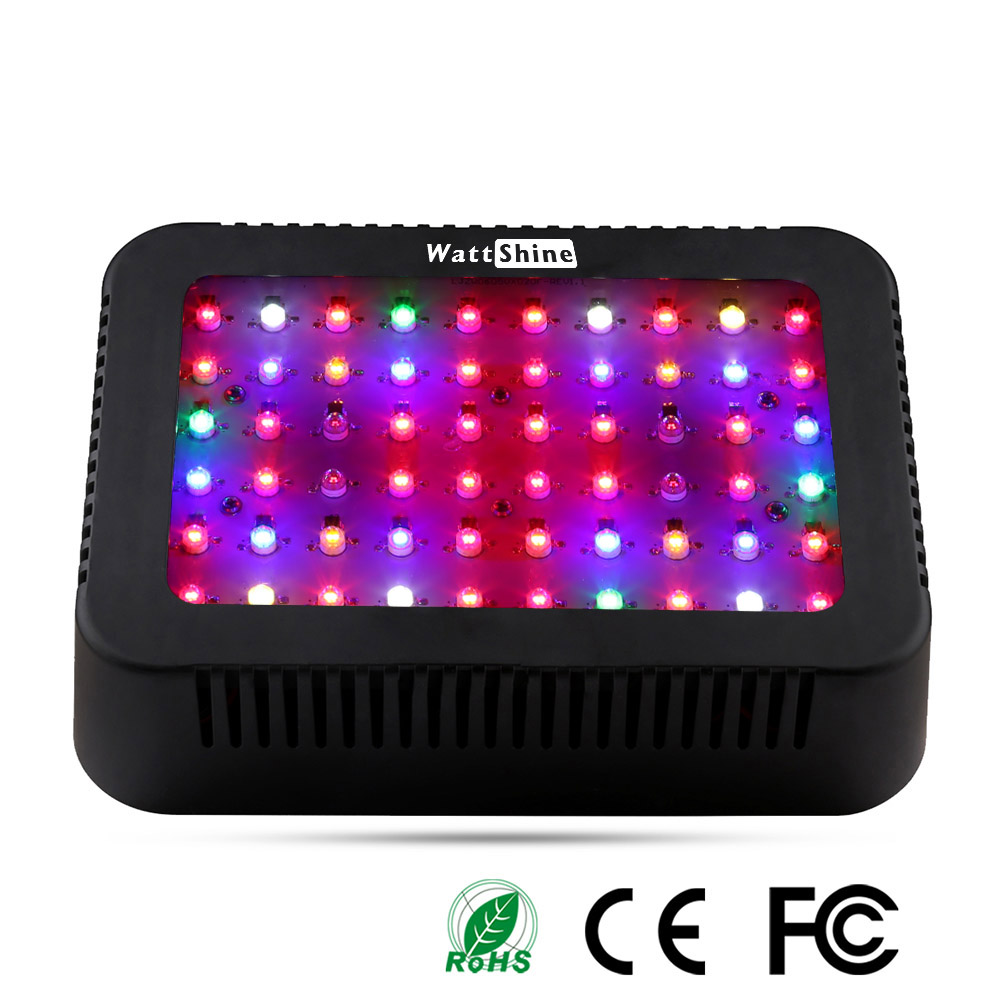 Wattshine Full spectrum 300W grow lamp 16 bands No rust Intelligent Temperature control Safety Energy saving Certification CE  (20)