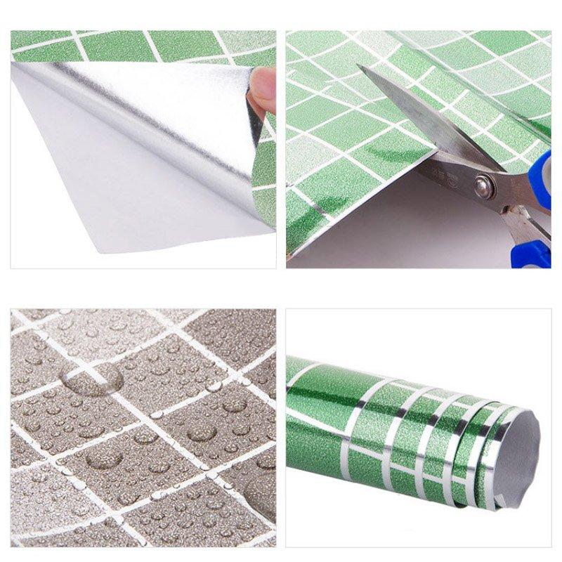 HTB1lTzJPXXXXXbMaXXXq6xXFXXXR - Waterproof Mosaic Aluminum Foil Self-adhesive Anti Oil Kitchen Wallpaper
