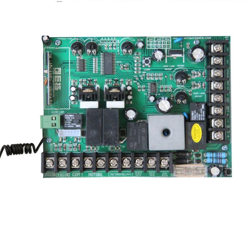 DC12V /24V  PCB Control Board for Electric Swing Gate motor gate opener<br>