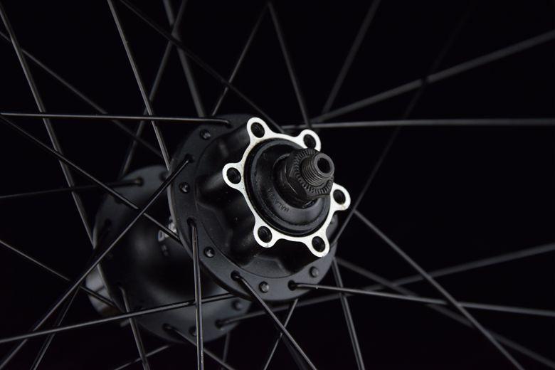 disc brake wheelset-center lock 5