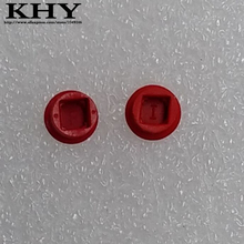 2 PCS/LOT (1 Set, 2 Kinds Per Set) New Original for IBM Lenovo ThinkPad Red Trackpoint Ball Mouse Track Pointer Caps 73p2697