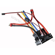 TiTan 150A ESC Waterproof Sensorless Brushless Speed Controller 6V 3A for 1/8 1/5 RC Car Buggy