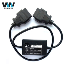 For Lexia 3 PP2000 S1279 S.1279 Obd2 male -Obd2 Female For Citroen/Peugeot Diagnostic Tool S 1279 S1279 of Lexia3 PP 2000