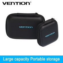 Vention KB S/L Sizes Fashion Organizer System Kit Case Collection Storage Bag For Digital Devices USB Data Cable Earphone Case