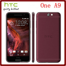 Original Unlocked HTC One A9 Octa core 5.0 Inch 16/32GB ROM 2/3GB RAM 13.0MP LTE 4G Android 6.0 Fingerprint Mobile Phone
