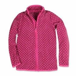Детская флисовая куртка