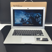 2017 NEW Free Shipping high quality 14 inch laptop ultrabook 4GB RAM+64G SSD with Intel Atom 1.44Ghz USB 3.0, MINI HDMI WIFI