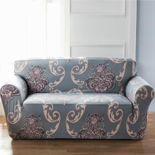 Europe Couch Sofa Covers For Living Room Polyester Corner Sofa Slipcovers Multi-size Removable Couch Loveseat Sofa Covers Plush