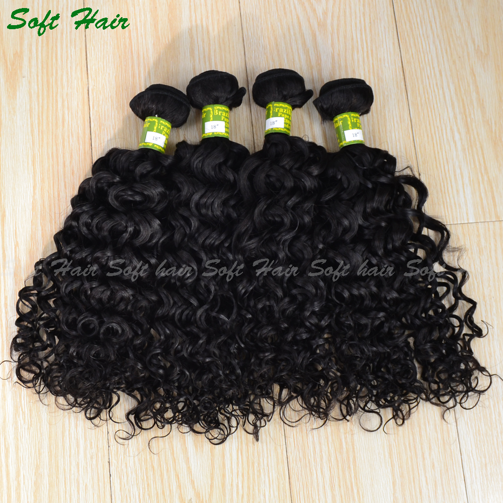 OMG 2017 Water Wave Bundles 3 Piecces Aliexpress Hair Products Unprocessed Brazilian Hair with Baby Hair Fast Free Shipping<br><br>Aliexpress