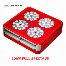 Multi-Grow Lights LED Apollo 300W Grow Light Kit Full Spectrum With Lens Pants Grow Faster Flower Bigger High Yield Hot(China)