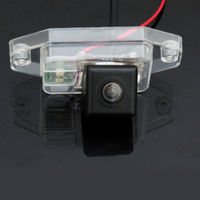 Waterproof CCD Car Rear view Camera BackUp Reverse Parking Camera FOR TOYOTA Prado Car 8016CCD