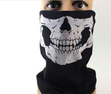 50 pieces 2017 New Novelty Outdoor Ride Bandanas Scarves /Fashion Sport Cool Skull Wicking Seamless Washouts Scarf