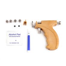 Professional Ear Nose Piercing Gun Stainless Steel Safety Earring Body Piercing Gun Tools Set