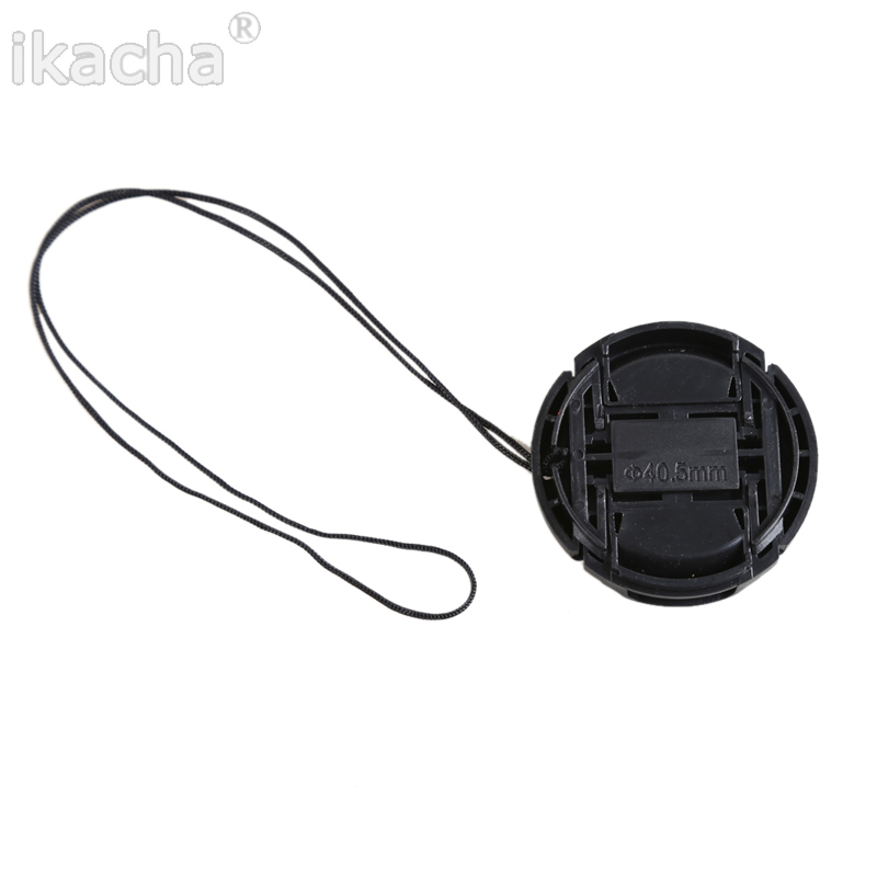Snap-On Lens Front Camera Lens Cap Cover For Sony Alpha (3)