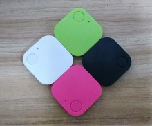 Car Mini Anti-lost Smart Tag Finder Bluetooth Tracker GPS Locator Tag Alarm Anti-lost Device for Phone Kids Pets Lost Reminder