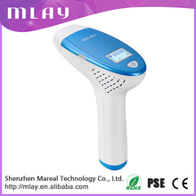 MLAY newest 300 000 shots IPL Silk epilator beauty device to remove hair/skin rejuvenation/acne clearance(China)