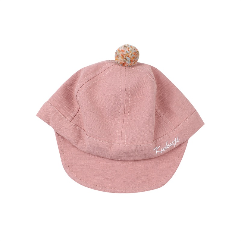 Casual Cotton Baby Caps Infant Toddler Baby Baseball Caps Fashion Boys Sun Caps Cute Girls Hat Autumn 6-24M Baby Boys Clothing (5)