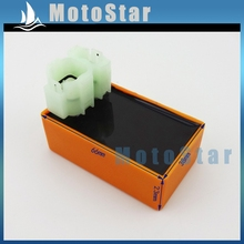 6 Pin AC Ignition CDI Box For CRF 230 230F 2003 2004 2005 2006 2007 2008 2009 2010 2012 Dirt Pit Bike Motocross Motorcycle