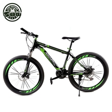 Mountain bike 21 speed dual disc brakes 26 inch variable speed drive Bicycle male and female students cycling Bicycle 5839