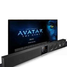 barra sonido home audio systems soundbar with subwoofer altavoces home theater  5.1 sound bar teatros en casa