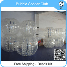 Exciting bubble football/inflatable bubble suit for sale